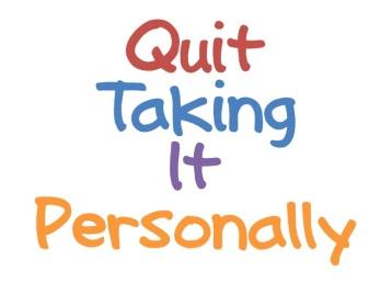 takingitpersonally