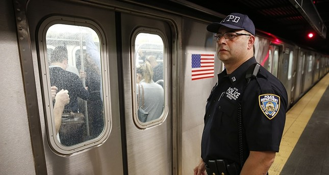 New York Transit Police