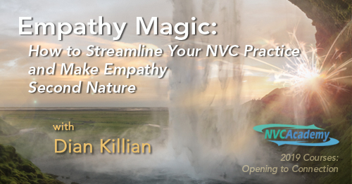 empathy magic NVCA poster